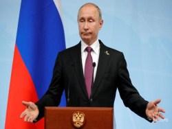Путин зaснул при просмотре фильма о себе