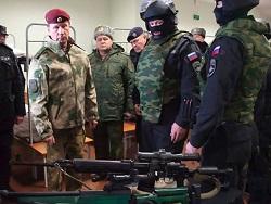 Photo of Росгвардия пообещала подать в суд на тех, кто угрожает бойцам в соцсетях