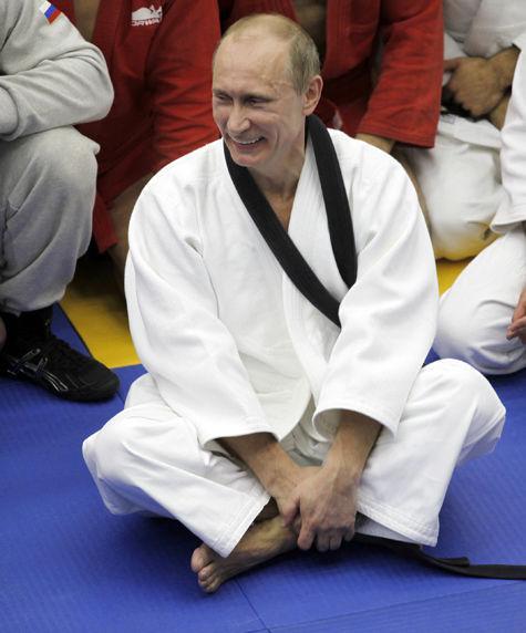 """Журналист из США назвал Путина """"мошенником боевых искусств"""" и вызвал его на бой"""