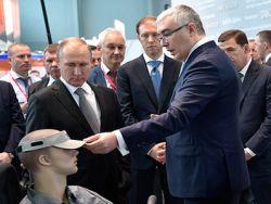 Путин оценил нейрокепку для водителей