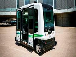 Photo of В Таллине начали курсировать беспилотные автобусы