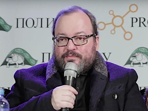Станислав Белковский: Российская пропаганда принадлежит мертвым