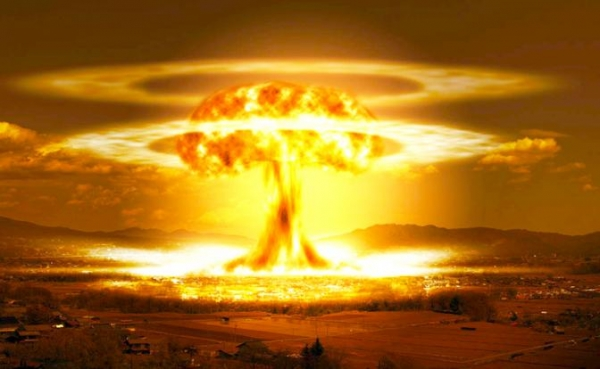 Трамп наведет порядок в мире маленькими Хиросимами