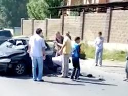 Photo of В Уфе взорвалась бомба в салоне припаркованного автомобиля