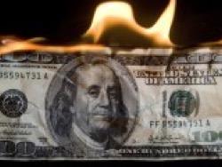 Россия доедает теневые резервы валюты