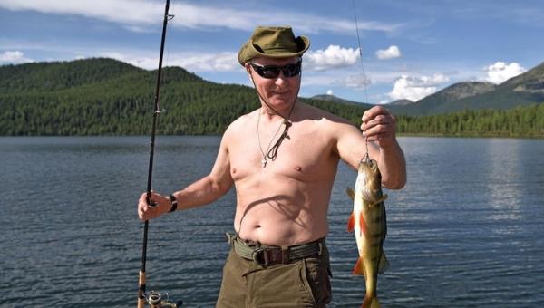 Насколько Вам интересна информация о личной жизни Владимира Путина?