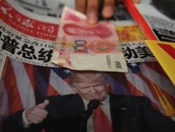 Трамп рассматривает торговые действия против Китая