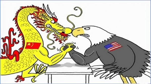 Photo of Китайский дракон ощипал американского орлана
