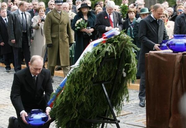 Будет ли Путин просить прощение у народа России за признание лжи Геббельса?