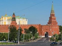 Мужчина из Ростовской области попытался въехать в Кремль на разговор к Путину