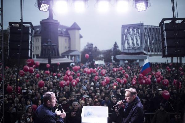 Photo of Главред «Sib.fm» уволился после удаления новости о митинге Навального в Новосибирске
