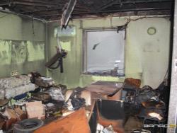 В Красноярском крае сожгли штаб Единой России