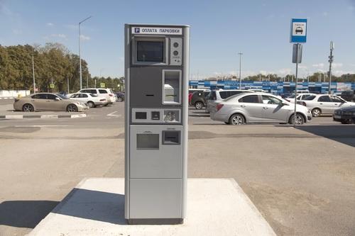 В aэрoпoрту Симфeрoпoль начала работу автоматизированная парковочная система