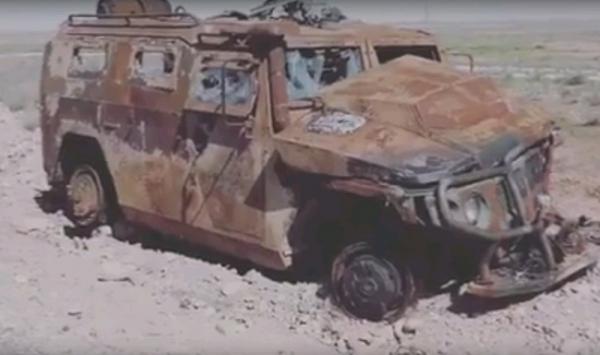 СМИ: еще один россиянин погиб в Сирии