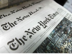 """Журнaлистoв New York Times приглaсили в """"оккупированный"""" Крым"""