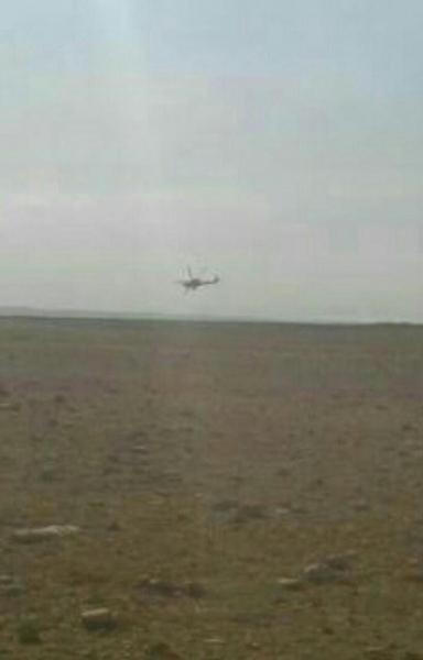 ИГИЛ сообщил о сбитии российского вертолета, в РФ отреагировали