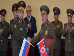 Россия удвоила торговлю с КНДР вопреки санкциям