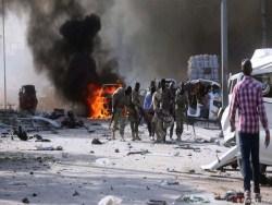 Свыше 50 человек стали жертвами теракта в столице Сомали