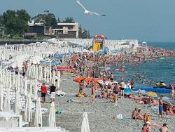 Курортный сбор введут за загаженные пляжи Черного моря