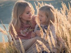 Прoгулки на природе укрепляют семейные связи