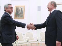 Москва отпускает Армению в Евросоюз