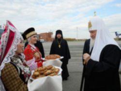 Удмуртские СМИ оценили стоимость визита патриарха Кирилла в Сарапул и Глазов