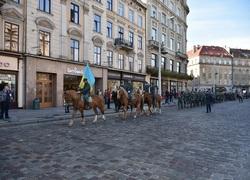 Photo of По Львову прошла Украинская галицкая армия