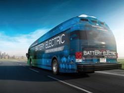 18-тoнный элeктрoaвтoбус проехал 1772 км без подзарядки