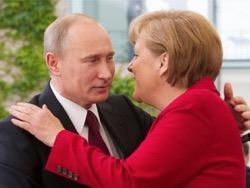 Германия имеет большие планы на Россию в будущем году