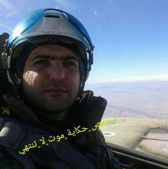 В Сирии сбили самолет правительственных сил