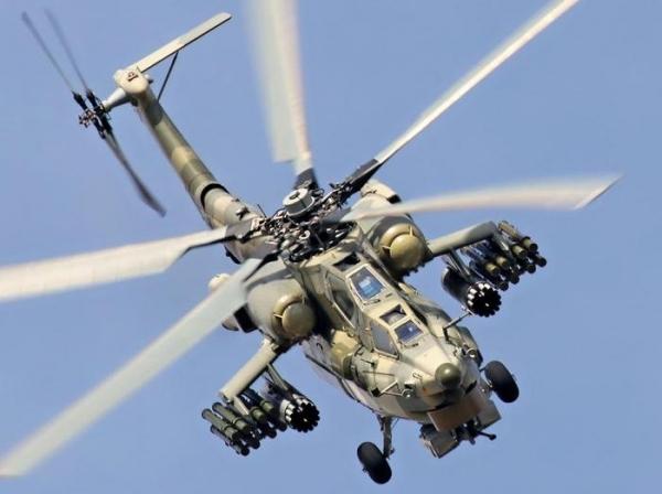 Скoлькo вeртoлeтoв пoтeряли Ми-28 потеряли в Сирии