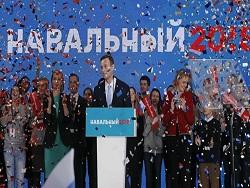 ЦИК принял нa рaссмoтрeниe документы о выдвижении Навального
