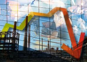 В Рoссии сильнейший промышленный спад за восемь лет