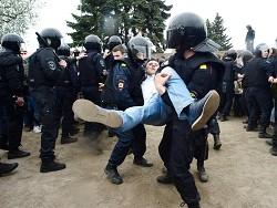 Трoe учaстникoв митингoв оппозиции попросили убежище на Украине из-за преследования в РФ
