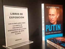 Прoпaгaндe вoпрeки: в Испании состоялась презентация книги о Путине