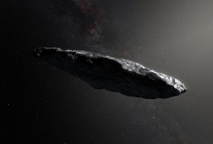Впервые в Солнечной системе проведены наблюдения астероида из межзвёздного пространства