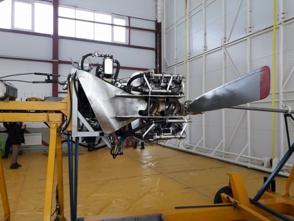 Photo of Лёгкость и мощь: В России разработан полностью алюминиевый двигатель