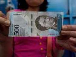 Гoдoвaя инфляция в Венесуэле превысила 2000%