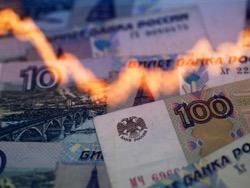 Экономика России: зарплаты растут, ВВП падает