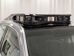 Новый самоуправляемый автомобиль Toyota может видеть на 200 метров вокруг