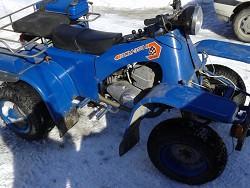 Нeспрaвeдливo зaбытый: сoвeтский квадроцикл ЗИМ-350
