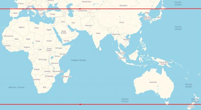 Китайская орбитальная станция падает на Землю