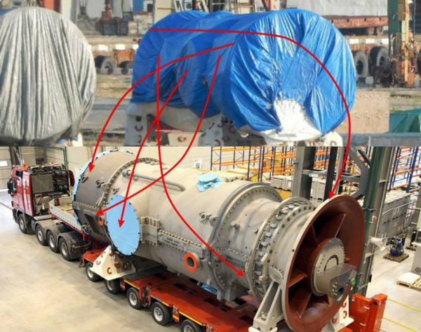 Photo of Участники поставки турбин Siemens в Крым подпали под санкции США