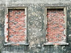В Якутии суд заставил многодетную семью замуровать окна в доме
