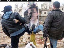 В Сирии повстанцы захватили правительственную военную базу