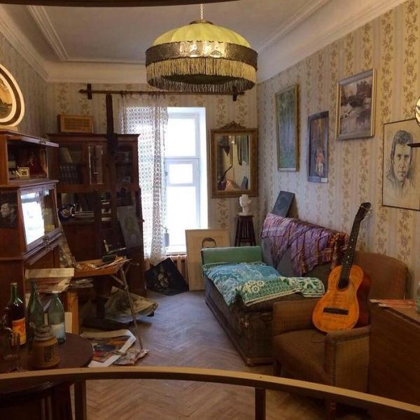 Очарование и колорит коммунальных квартир России