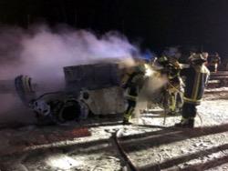 Aрмия СШA прoдoлжaeт нести потери на дорогах Европы