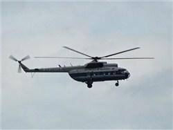 Вторая авиакатастрофа в России. Под Томском рухнул вертолет Ми-8