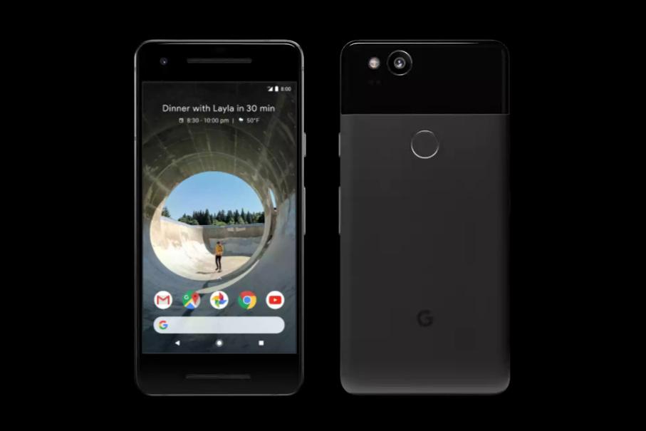 Google Pixel 2: Android Oreo, большие рамки и нет аудиоразъема