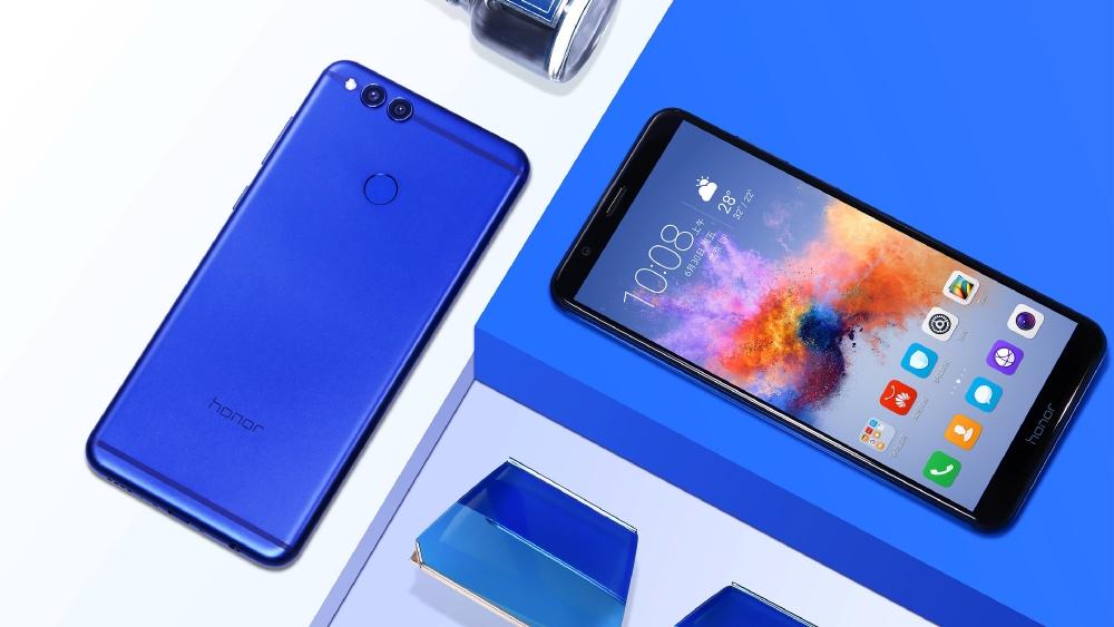 Photo of Huawei Honor 7X: полноэкранный телефон с двумя камерами по стоимости от $200